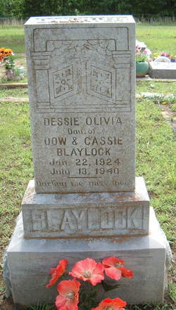 Dessie Olivia Blaylock