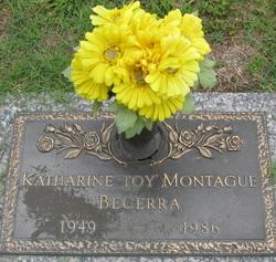 Katharine <i>Montague</i> Becerra