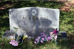 John Monroe Acreman, Sr