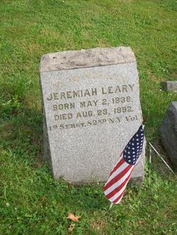 Sgt Jeremiah Leary