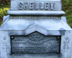 Lydia A <i>Baxter</i> Shelley