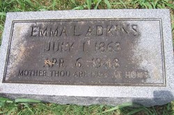 Emma L. <i>Coffman</i> Adkins