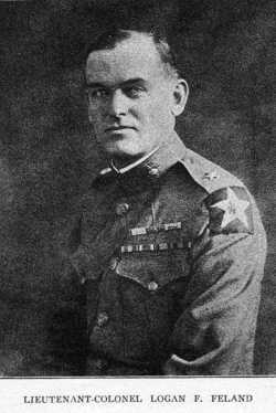 Gen Logan Feland