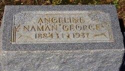 Angeline <i>Naman</i> George