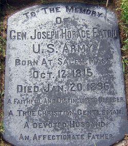 Joseph Horace Eaton
