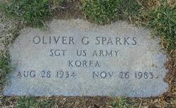 Oliver G. Sparks