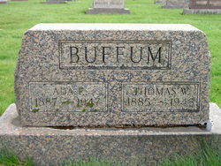Ada E. <i>Lillie</i> Buffum