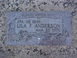 Lila Francis <i>Martin</i> Anderson