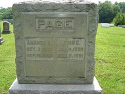 John C Page
