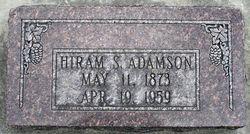 Hiram S. Adamson