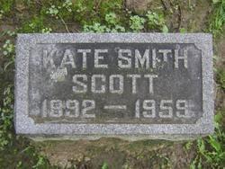 Kate <i>Smith</i> Scott