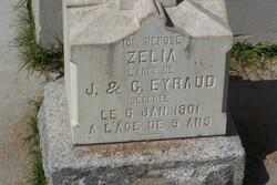 Zelia Eyraud