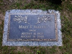 Mary S Gaga Beatty