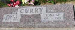 Edna Marie <i>Christiansen</i> Curry