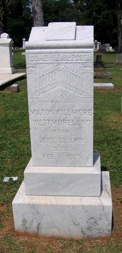 Milton Fillmore Westmoreland, Jr