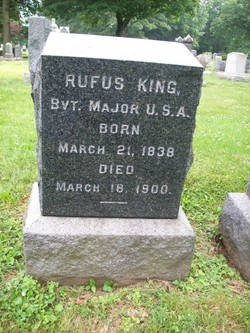 Rufus King, Jr