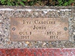 Eva Caroline <i>Stone</i> Jones