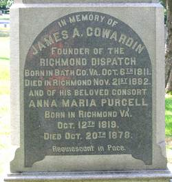 James A. Cowardin