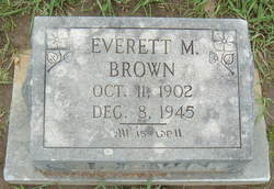 Everett M. Brown