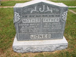Walter H. Jones