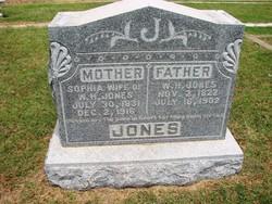 Sophia <i>Cartwright</i> Jones
