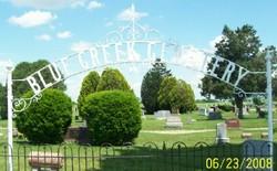 Blue Creek Cemetery