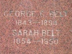George Calvin Belt