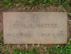 Edna A. Hacker