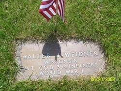 Walter John Weidner