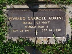 Edward Carroll Adkins