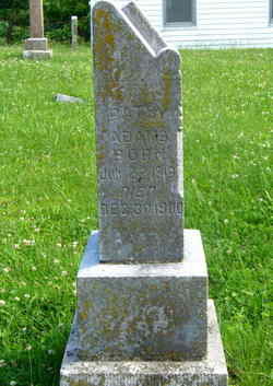 Martha Patsy <i>Powell</i> Adams
