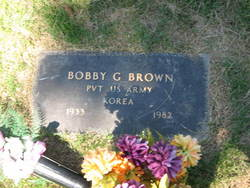 Bobby G Brown