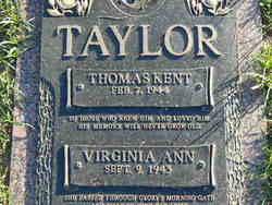 Thomas Kent Taylor