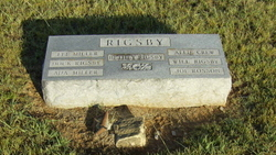 Bethey <i>Rosson</i> Rigsby