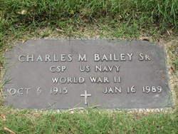 Charles Melton Buck Bailey, Sr