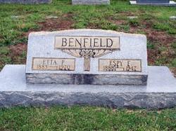 Etta <i>Porter</i> Benfield