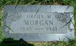 Orpha Matilda <i>Kinsey</i> Morgan