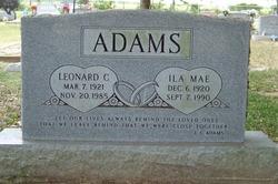 Ila Mae Adams