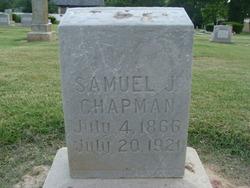 Samuel J Chapman