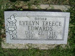 Evelyn <i>Treece</i> Edwards