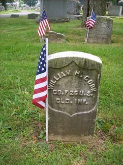 Pvt William H. Cook