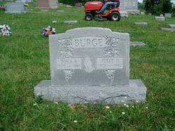 Dora Elizabeth <i>Burkhammer</i> Burge