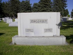 Mable Luceal <i>Foster</i> Jorgensen