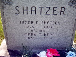 Jacob F Shatzer