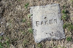 Unknown Baker