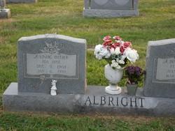 Ida Jane Albright