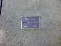 Arthur J Bergman