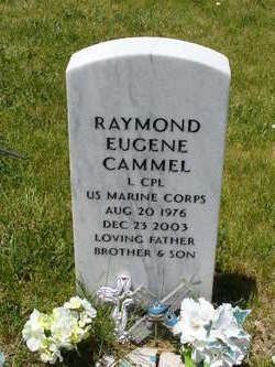 Raymond Eugene Cammel