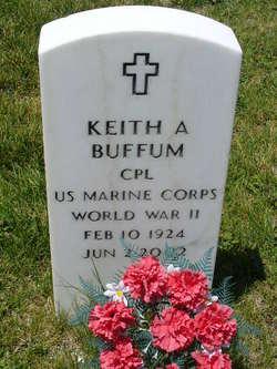 Keith A Buffum