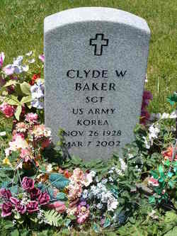 Clyde W Baker